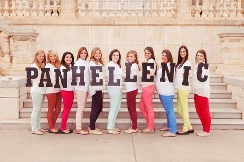 Texas Tech Panhellenic Council