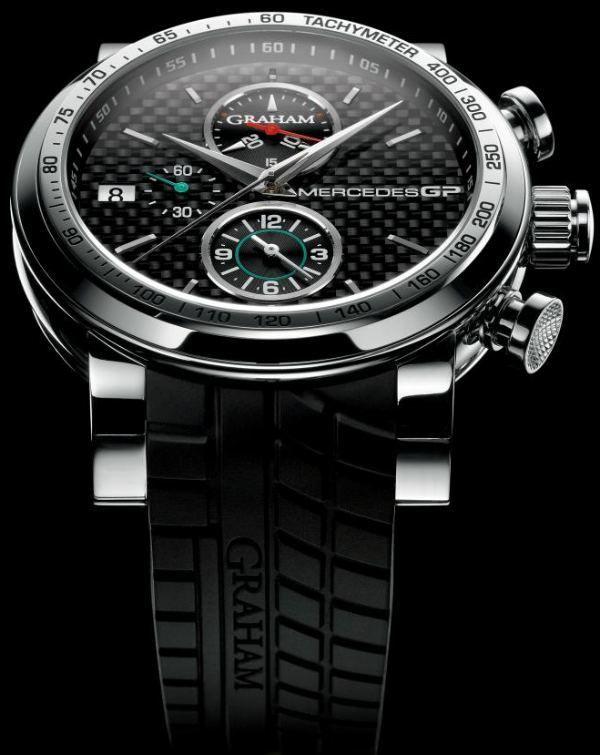 Graham Mercedes GP Trackmaster  Silverstone Chronograph Watches   graham  #luxurywatch   #Grahamwatches  Graham chronograph. Swiss Watchmakers watches  #horlogerie  Elliot Strömberg