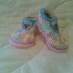 Arc en ciel chez le petit franklin et régina - sandales bébé fille
