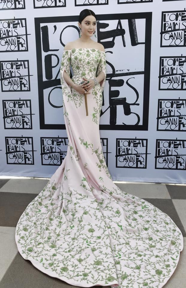 Fan Bingbing wows in 4 stunning gowns at Cannes Film Festival