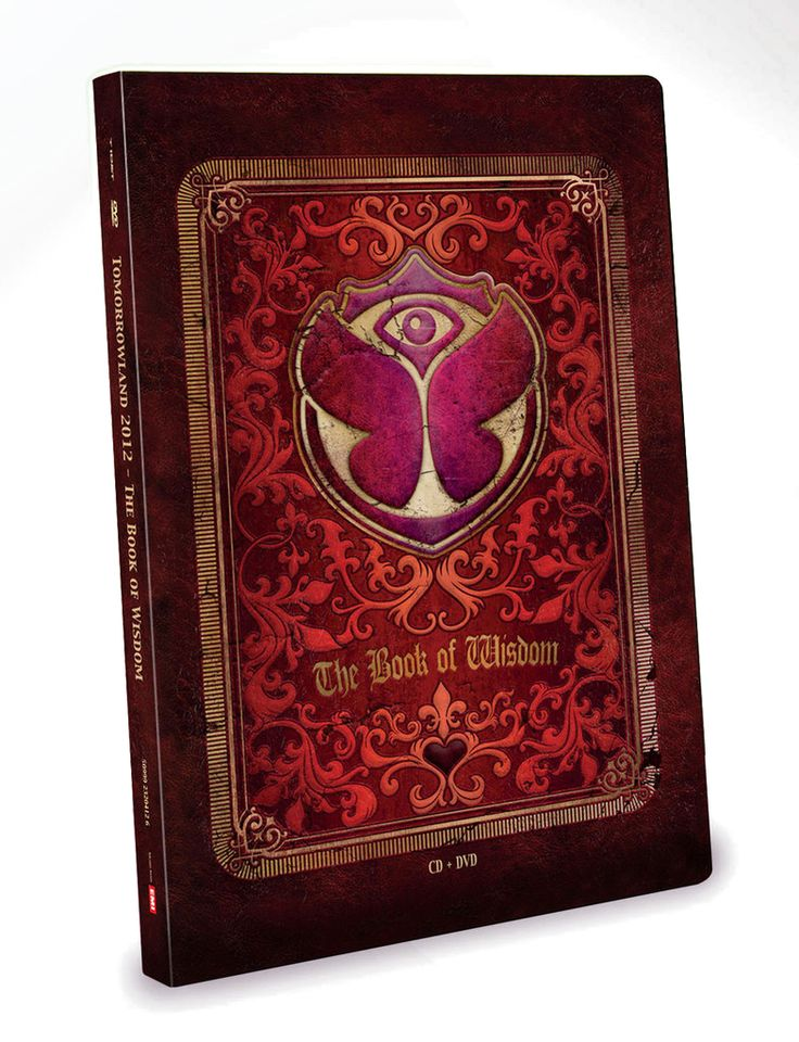 Tomorrowland Book 2012