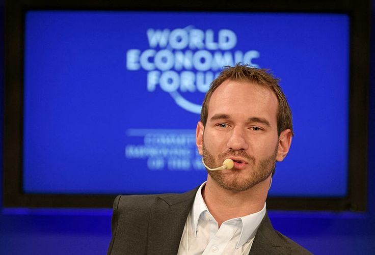 Be A Brand New You !: NICK VUJICIC : Attitude is Altitude : Get Going & ...
