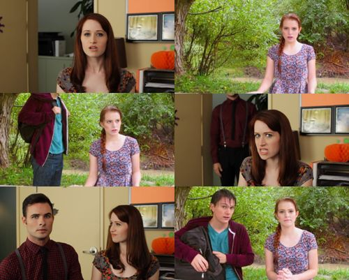 Green Gables Fables + Lizzie Bennet Diaries