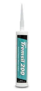 Tremco Commercial Sealants and Waterproofing - Tremsil 200 silicone  - available at Abstract Glass