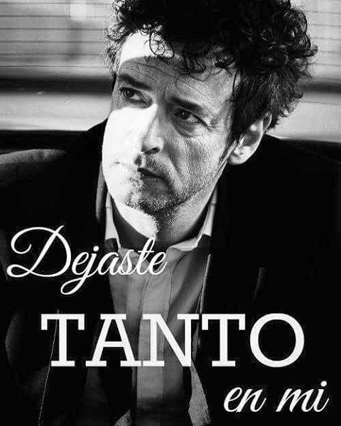 Dejaste tanto en mí.. #GustavoCerati #Cerati #Crimen