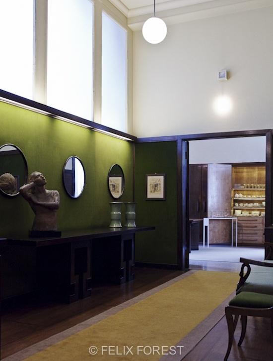 Milano Art Deco: Villa Necchi