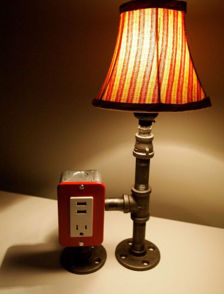 363 Best Usb Charger Lamps Images On Pinterest