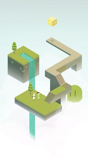 monument valley game fan art - Google Search