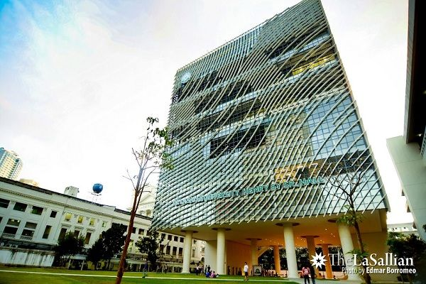 Henry Sy, Sr. Hall  10 Schools in the Philippines with Stunning Architectural Structures