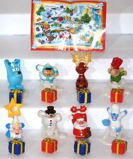 Tollpatschige Weihnachtshelfer, Komplettsatz, 2008