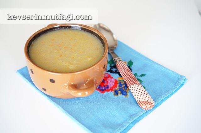 Yer Elması Çorbası Tarifi - Kevser'in Mutfağı - Yemek Tarifleri