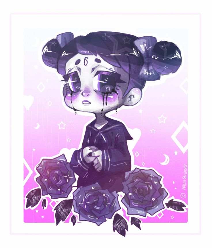 Chibi | Fan Art by maliadoodles | The Birthday Massacre #TBM
