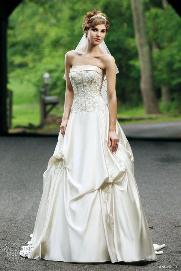 sincerity bridal wedding dresses spring 2012 -- Sincerity Bridal Wedding Dresses 2012