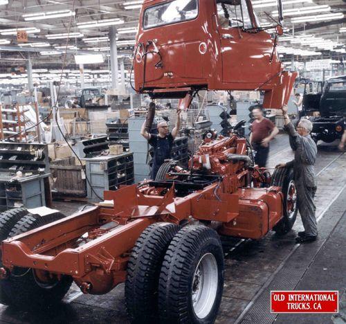 1966 International 2000D FleetStar At The Fort Wayne