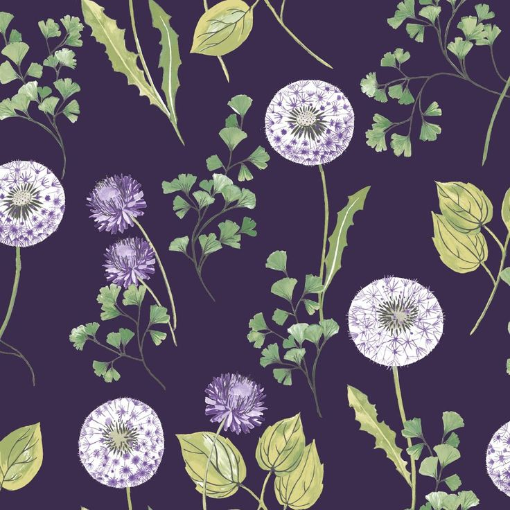 Cassara Plum wallpaper by Albany