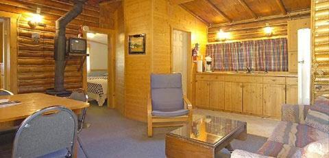 Green Acres Lakeside Cottage Resort on St. Mary Lake