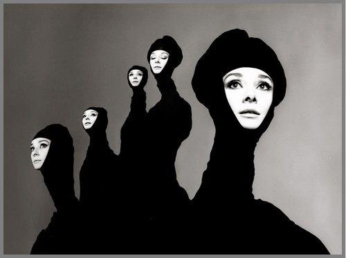 by Richard Avedon: Richard Avedon, Fashion, January 1967, Art, Audrey Hepburn, Richardavedon, Audreyhepburn, New York, Photography