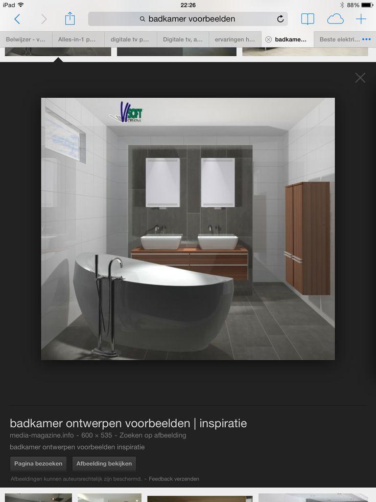 38 best Badkamer inspiratie images on Pinterest | Arquitetura ...