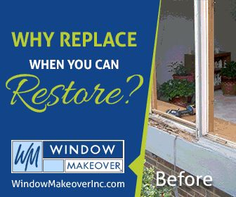 Did you know you can save up to 70% by restoring your windows rather than replacing them?