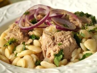 Tuscan bean and tuna salad
