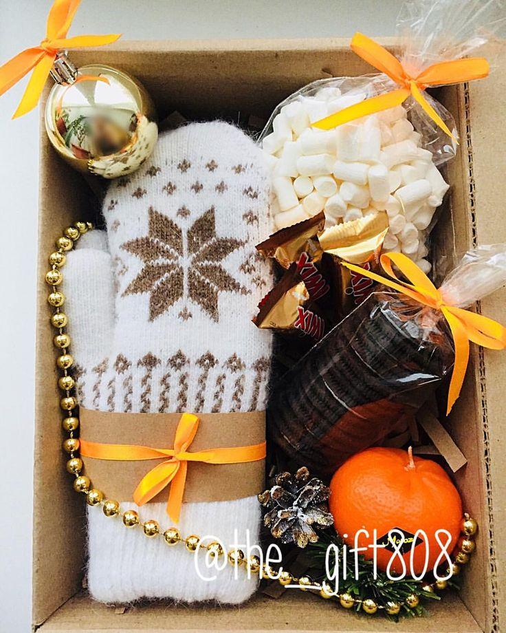 Подарочки ждут своего часа Состав: варежки маршмеллоу печенье Oreo конфетки Twix свечка-мандарин декор, коробка в крафт бумаге. Заказывайте, до волшебного Нового года осталось совсем чуть-чуть! #казань#новошешминск#новошешминскийрайон#казань2017#подарки#подарочки#подарокказань#подаркиказань#подароквкоробкеказань#подаркивкоробке#боксподарки#оригинальныйподарок#diy#diychristmas#christmasdecor#татарстан#сладостиказань#цветы#лайк#новыйгод #рождество#любовь#подарокжене#подарокмуж...