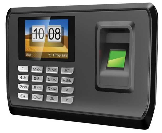 """56.99$  Buy now - http://ali3h8.worldwells.pw/go.php?t=32583022048 - """"Free Shipping C108 Utility Precision 2.4"""""""" TFT Fingerprint Time Attendance Clock Employee Payroll Recorder"""""""