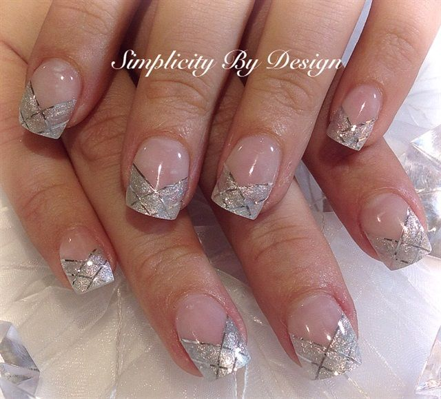 Christmas Nail Art Gallery: 596 Best Christmas Nail Art Images On Pinterest