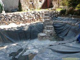 DIY pond-pool idea