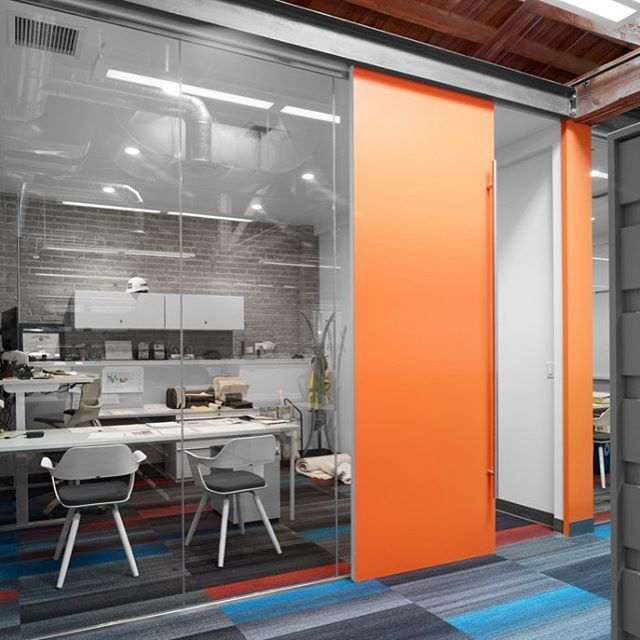 Hootsuite Office InteriorsEngineersArchitecture DesignShaw Contract FlooringTilesCarpetsCommercialGarage