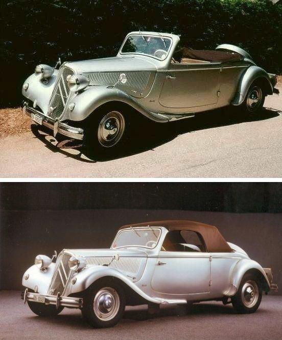Citroën Traction Avant 11BL 1951 by Lagenthal (Carrosserie Langenthal AG, Schweiz)