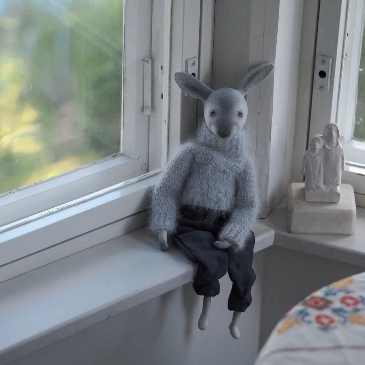 Art doll Rabbit