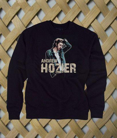 Andrew Hozier Byrne sweatshirt  #sweatshirt #shirt #sweater #womenclothing #menclothing #unisexclothing #clothing #tops