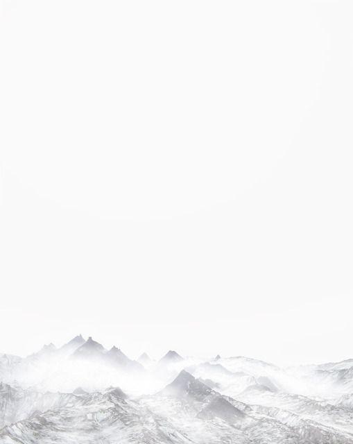 Caleb Cain Marcus | Sólheimajökull, Plate I, Iceland (2010), Available for Sale | Artsy