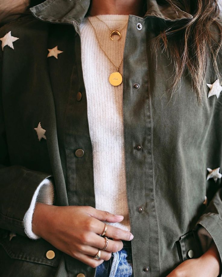 "Shop Sincerely Jules on Instagram: ""Can't stop swooning over our Bailey Star Jacket!  