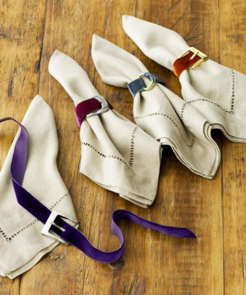 Offer a nod to Pilgrim pride this autumn with napkin rings crafted from…