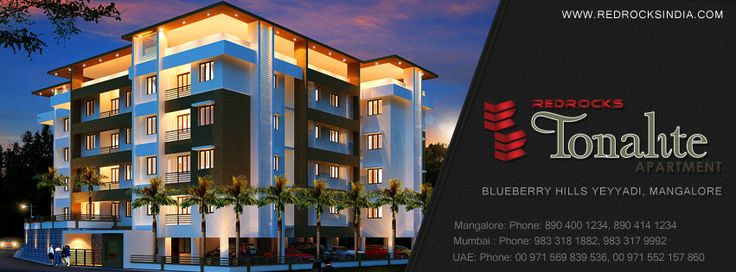 Tonalite Offering Flats & Apartments in Mangalore