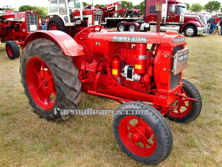 International Harvester Combine Parts : International harvester farmall w farming