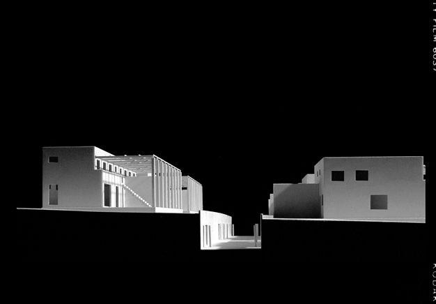 Monestiroli Architetti / Case Binate a Montesiro, 1982