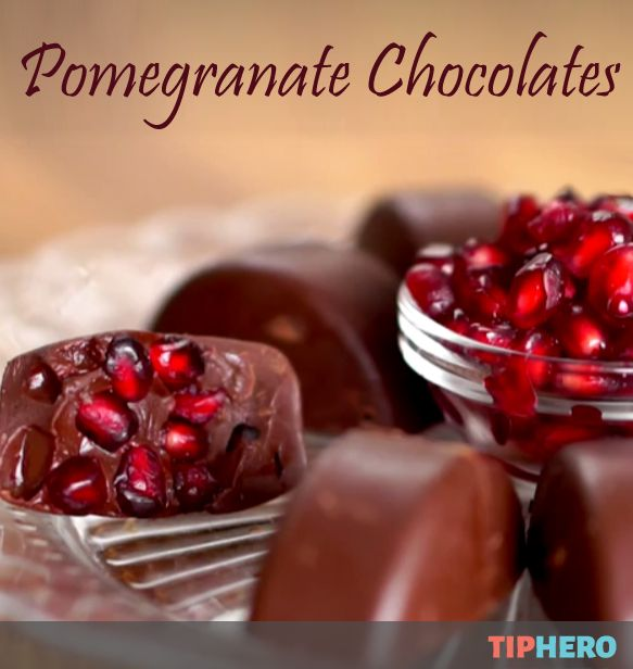 25+ best ideas about Homemade Chocolates on Pinterest ...