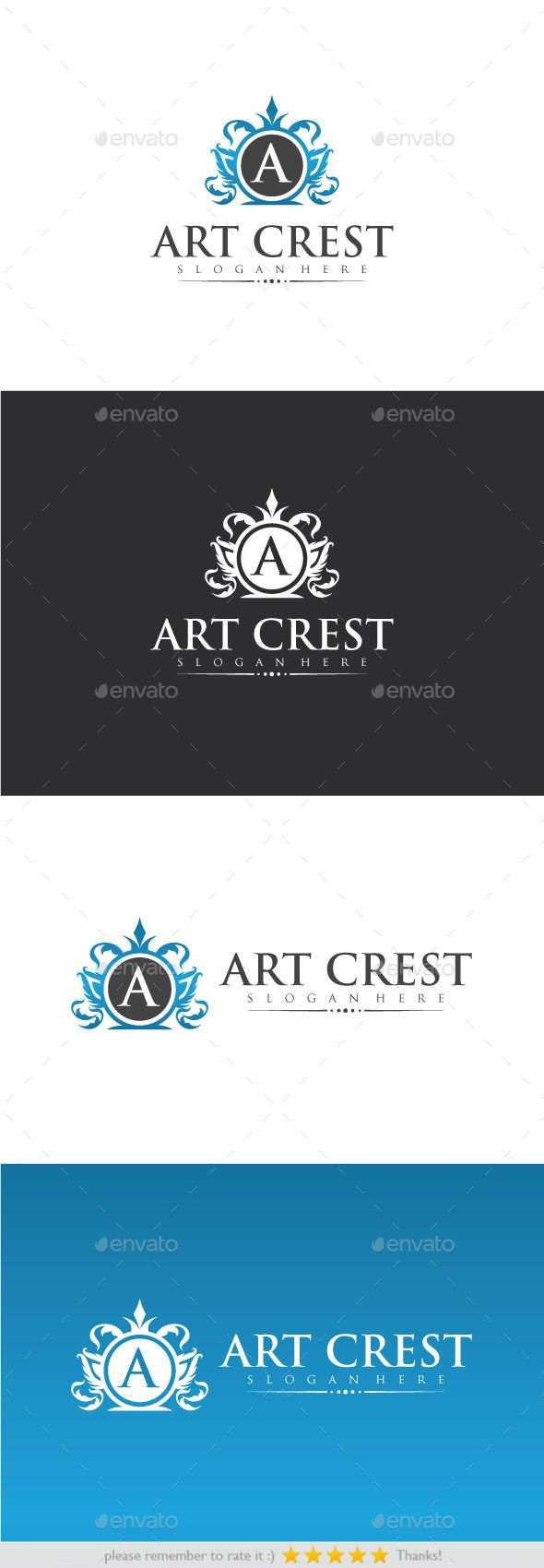 Art Crest — Transparent PNG #stars #flowers • Available here → https://graphicriver.net/item/art-crest/9323829?ref=pxcr