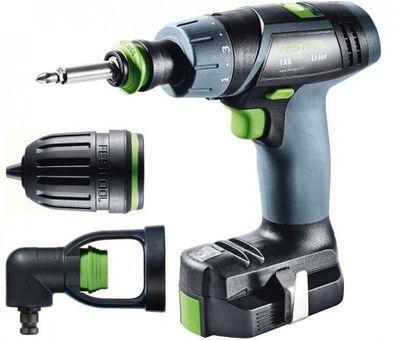 Festool 564512 Cordless drill 10.8V TXS LI 2,6 Set GB 240V