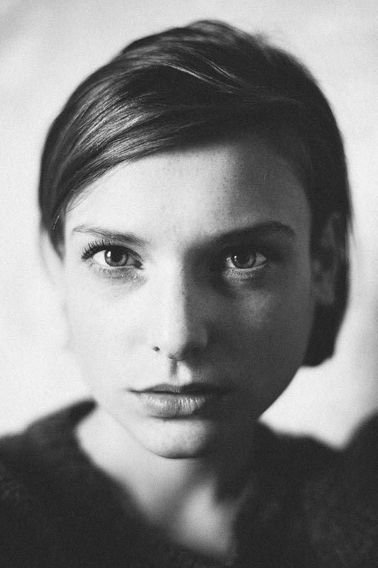 Portrait von Judith A.  photo by © sandrino donnhauser - Photographie & Bildgestaltung // www.sandrinodonnhauser.de