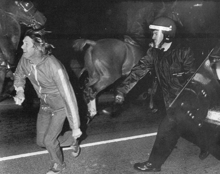 Miner's Strike 84/85