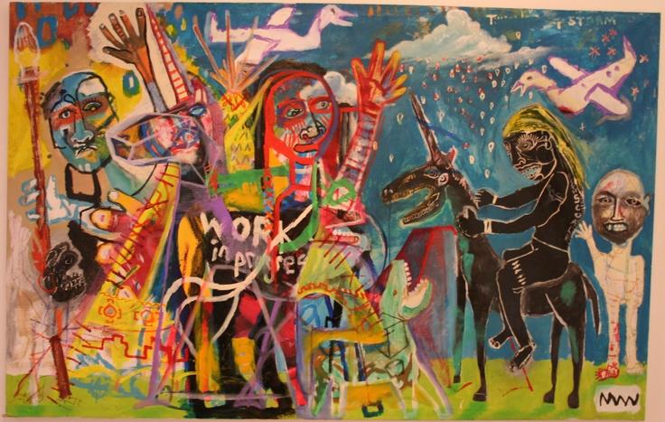 Chris Mantle Tulsa Ok Art Painting Art Gallery