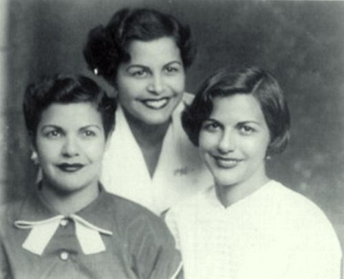 The Mirabal Sisters were four Dominican political dissidents who opposed the dictatorship of Rafael Trujillo. On Nov. 25, 1960, three of the sisters, Patria, Minerva, and Maria Teresa, and driver Rufino de la Cruz, were stopped by Trujillo's henchmen and clubbed to death. The UN General Assembly has designated Nov. 25 as the annual date of the International Day for the Elimination of Violence against Women in commemoration of the sisters.