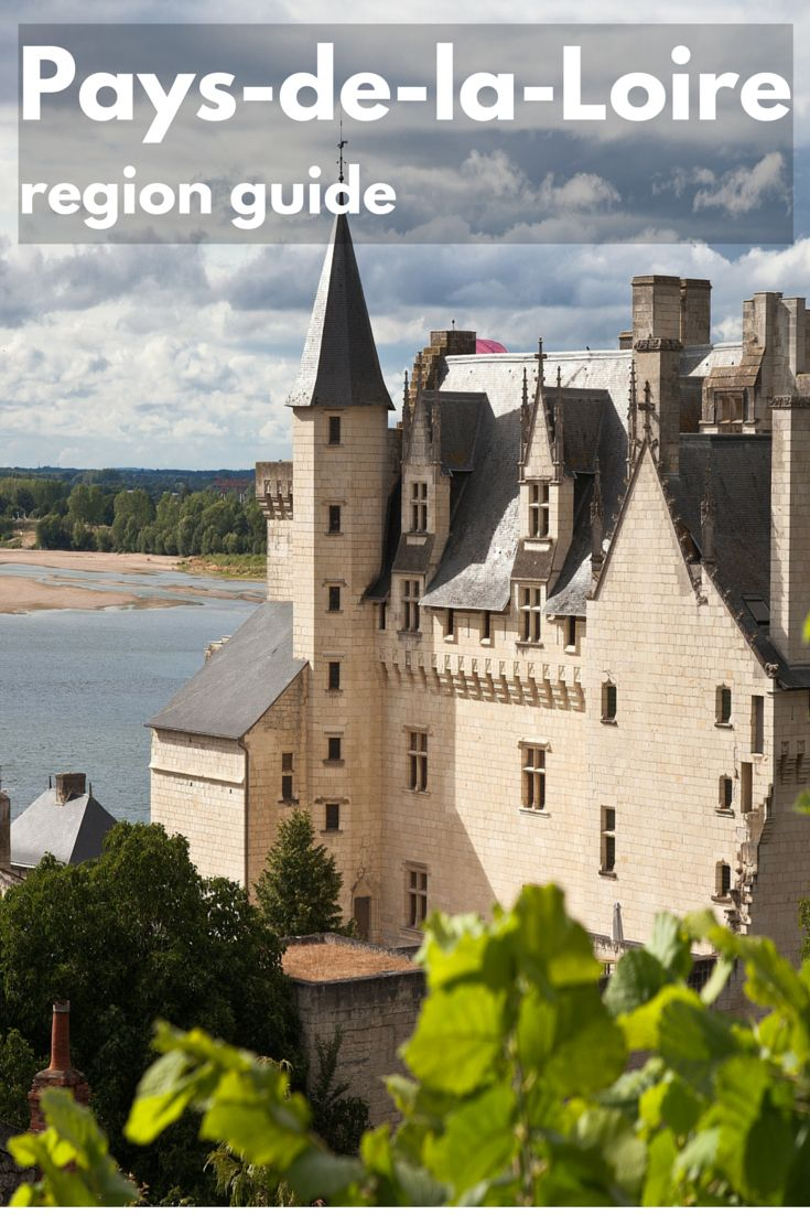 An insider's guide to Pays de la Loire in western France, including the main attractions to visit on holiday, the best towns and villages to live in, the vineyards and châteaux to visit, and buying property in Pays de la Loire http://www.completefrance.com/holidays-in-france/destinations/pays_de_la_loire_region_guide_1_4505875