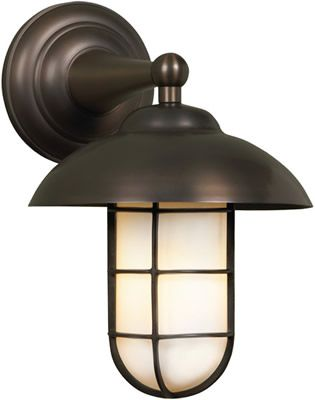 144 best outdoor lighting images on pinterest cottage ideas tech lighting 600admcw admiral classic wet location wall bracket nautical inspired mariner light with white glass diffuserlighting saleoutdoor aloadofball Gallery