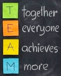 Team quote via www.Edutopia.org