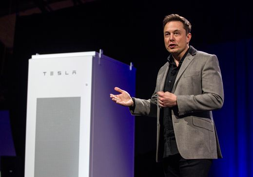 Tesla's Home Battery Is Built for a Solar Boom | MIT Technology Review