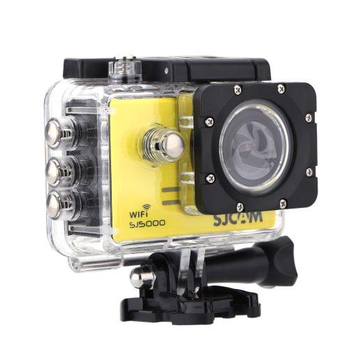 SJCAM SJ5000 Wifi Action Sport Waterproof Camera DV Novatek 96655 14MP 2.0 LCD HD 1080P 30FPS 170 Degree Wide Lens Action Camcorder DVR FPV
